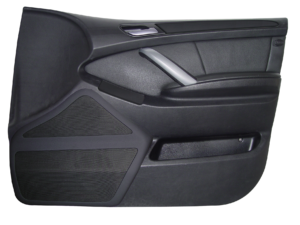 BMW X5 Soundsystem Doorboard