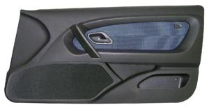 BMW 3er Hifi Doorboard Soundsystem E46