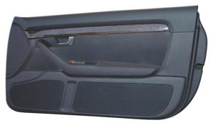 Audi A4 Cabrio Doorboard Soundsystem HiFi